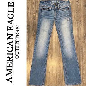 American Eagle Slim Boot Cut Jeans 00